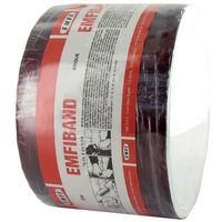 Bande etanche autocollante BUTYL /à froid Rouge Tuile 10 m x 7.5 cm Rouge Tuile