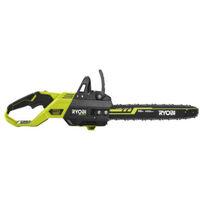 Tronçonneuse RYOBI 36V Brushless - Sans batterie ni chargeur RY36CSX40B-0