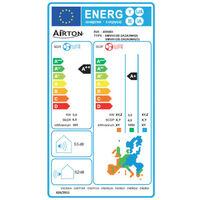 Climatiseur reversible bi-split AIRTON - A Poser Soi-meme - 2600W - 3500W 409733