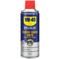 Graisse chaîne conditions humides WD-40 Specialist Moto - 400 ml - 33788/46