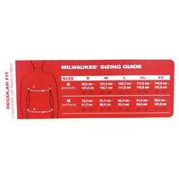 Veste chauffante grise Milwaukee M12 HJ Gris 3-0 taille XL sans batterie ni chargeur 4933451594