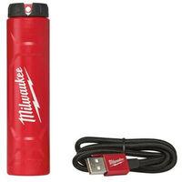 Chargeur de batterie pour éclairages personnels MILWAUKEE L4C 4932459446