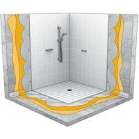 Kit douche à l'italienne SIKA Étanchéité sous carrelage - 6m²
