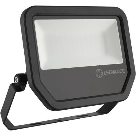 Proyector LED 50W 3000K  Luz Calida Negro Exterior LEDVANCE