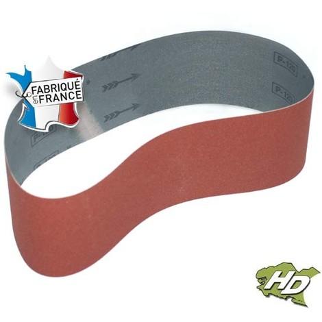 bande abrasive corindon supérieur 100x914 mm gr 24 à 600 | 24