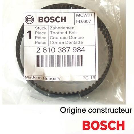 courroie dentée Bosch 2610387984