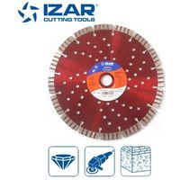 disque diamant Izar pour béton léger et granite 230 mm