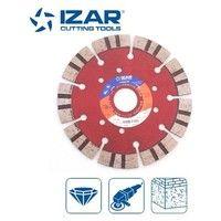 disque diamant Izar pour béton léger et granite 125 mm