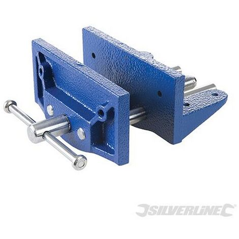 Silverline (138785) Woodworkers Vice 3.5kg 150mm