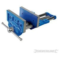 Silverline (282530) Woodworkers Vice 9.5kg 180mm
