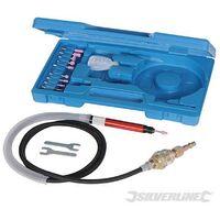 Silverline (633630) Air Micro Grinder Kit 90psi