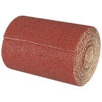 Silverline (127519) Aluminium Oxide Roll 10m x 115mm 240 Grit