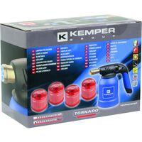 LAMPE A SOUDER KEMPER AVEC 4 CARTOUCHES- 05796