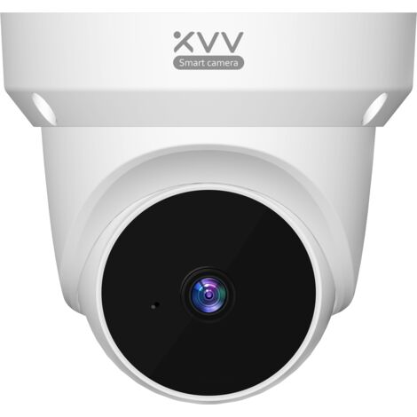 1080P d?me panoramique inclinaison WIFI intérieur extérieur AI caméra IP 360 ° Vision nocturne APP contr?le détection mobile caméra de sécurité à domicile