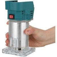 Machine de taille-haie portative électrique en bois 3000W 30000r / min (SANS BATTERIE)