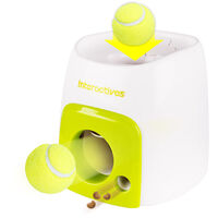 Car dog ball launcher with an interactive dog interactive dog interactive dog interactive toy food reward for cats and dogs