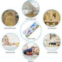 Bath Mat, Bath Mat Anti Slip Bath Mat Anti Slip Shower Mat Baby Bath Mat Anti Slip Bath Mat Bath Mat for Kids 100 x 40 cm