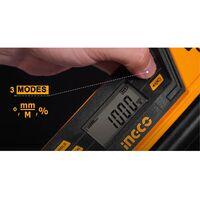 Livella digitale magnetica 60 cm borsa Schermo led - Ingco HSL08060D