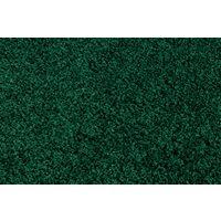 Tapis SOFFI shaggy 5cm bouteille verte nuances de vert 140x190 cm