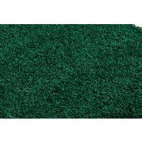 Tapis, le tapis de couloir SOFFI shaggy 5cm bouteille verte - pour la cuisine, l'antichambre, le couloir nuances de vert 80x300 cm