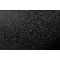 Moquette voiture TRIUMPH 990 noir n'importe quelle taille noir 100x200 cm