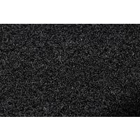 Moquette voiture TRIUMPH 990 noir n'importe quelle taille noir 200x420 cm