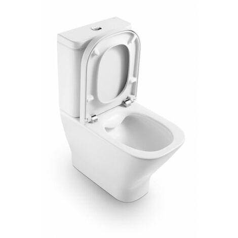 Pack WC Compact THE GAP SQUARE - Alimentation latérale inférieure*