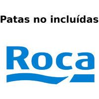 Roca-8414329938241 Roca - Pack Family (mueble base lavabo espejo y aplique) - 80 cm, Serie Victoria-N , Color Wenge texturizado