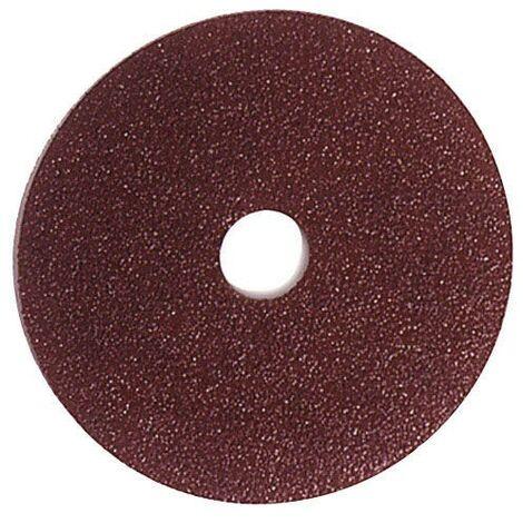 Disque de papier de verre 125x22 mm.Grain 36 (Paquet de 25 unités)