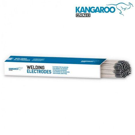 Electrode Inox E316L Diam.2mm Sachet 2kg (178ud) ??Kangourou par Solter