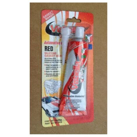 Silicone High Temperature Red 85Gr Standard