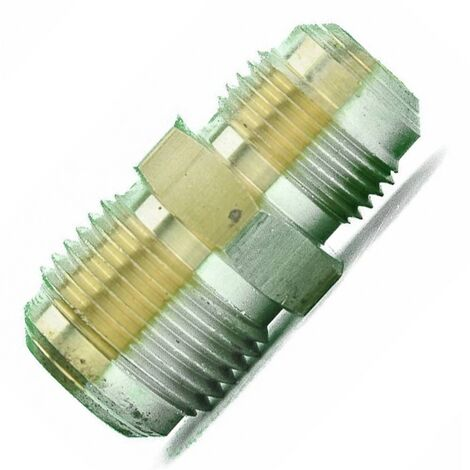 Screwed 5/8 X 1/2 Reducing Sae Male Male Copper Tube Air Conditioning
