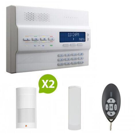 Alarme GSM Paradox Magellan MG-6250 Kit 1 - Blanc