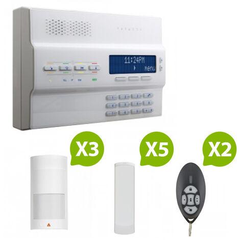 Alarme GSM Paradox Magellan MG-6250 Kit 5 - Blanc