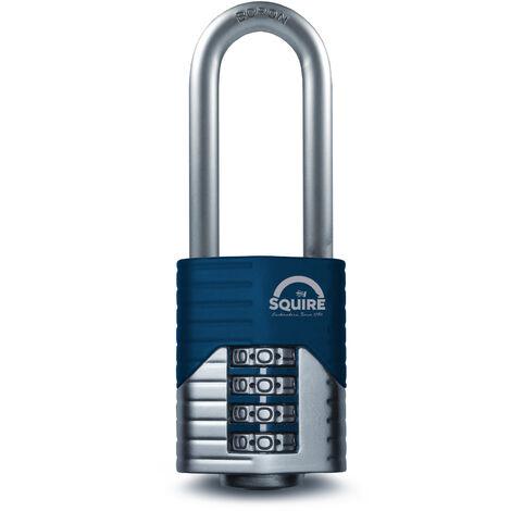 Cadenas de sécurité à combinaison SQUIRE VULCAN COMBI 40/2.5 - Bleu