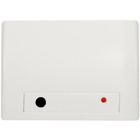 Détecteur de bris de vitre audiosonique - Somfy Protexiom - Blanc