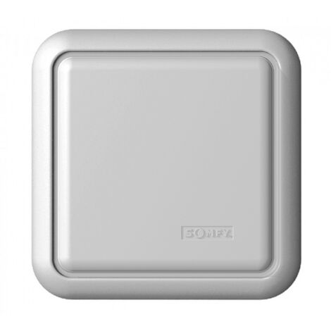 Récepteur d'éclairage intérieur - Somfy - Blanc