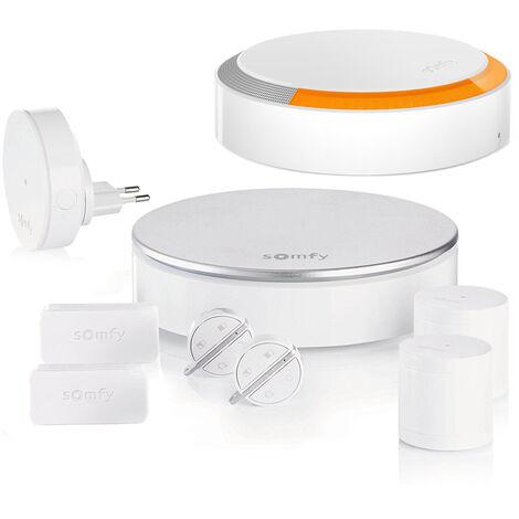 Pack Somfy Protect Home Alarm Starter - Kit 2 - Blanc