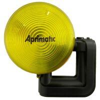 Motorisation à vis sans fin AP424 pour portail battant - Kit Aprimatic P41033/800 - Gris