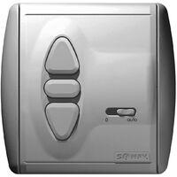 Interrupteur récepteur radio Centralis Uno RTS - Somfy - {couleurs}