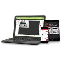 Hikvision - HWC-C220-D/W - Caméra IP WiFi intérieure 2 Mp - Infrarouge 10m - Blanc