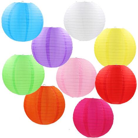 Waterproof Lantern Silk Fabric Lantern Outdoor Lantern Wet water will not break the lantern