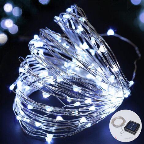 Waterproof LED Light Bulb IP65 LED Light Tubes, Cold White LED Light Tubes for Garden, Christmas, Wedding, Party