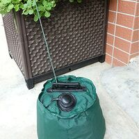 6L Tent Weight Bag Weight Bag Umbrella Stand Heavy Weight Sand Gazebo Water Injection Type Outdoor Gazebo Weight Weight Bag For Any Pop-up Gazebo, Tent Awning Parasol