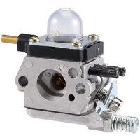Carburetor Accessory, Aluminum Material Aluminum Manufactured Gardening Carburetor Spare Carburetor Trap for Zama C1U-K54A C1U-K27B