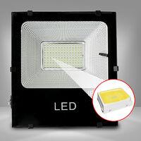 15W Outdoor LED Flood Light Motion Detector Outdoor LED Spot Light Cold White Detector, Security Light