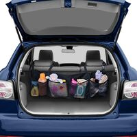 Car Trunk Organizer Car Organizer Car Organizer Car Storage Trunk Organizer Net Car Tidying Car Storage Bag Multi-Pocket for Seat