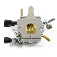 Chainsaw Carburetor, Carb Carburetor for STIHL FS120 200 250 FS200 Motor Pole Chainsaw Hedge Trimmer Replacement Lawn Mower Accessories Parts Parts Carburetor for Lawn Mower