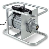 1500 W Vibrador de hormigón (Motor eléctrico robusto, 45 mm Botella vibrante, 6 m Manguera, Manejar, Marco estable)