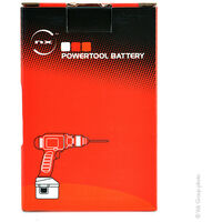 NX - Batterie visseuse, perceuse, perforateur, ... compatible Ryobi et AEG 12V 1.5Ah - 1305